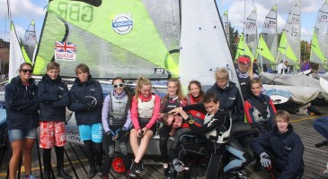 Life on the Ocean Wave at the Itchenor Schools Sailing Competition