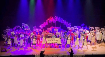 A Record TWELVE Awards for TPS Rock Challenge Team 2019!