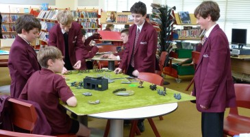 Busy After School Clubs