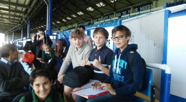 TPS At Fratton Park