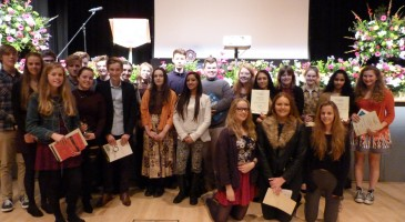 TPS Prize Giving Evening At The Festival Hall