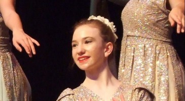 Abi Selected for Coveted Place at Ballet West