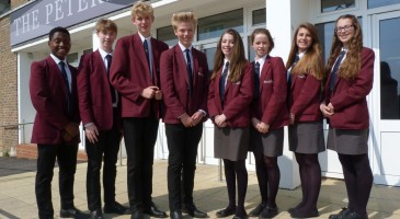 NEW SENIOR PREFECT TEAM APPOINTED