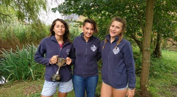 Molly�s Success In The Great River Race 2016