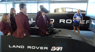 TPS Students Sail Through Sir Ben Ainslie�s New STEM Education Programme