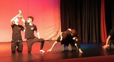 Boys Dance Workshop