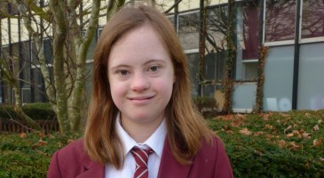 Swimming Success for Lizzie