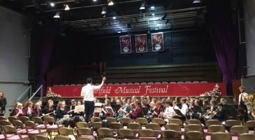 Petersfield Music Festival Preparations