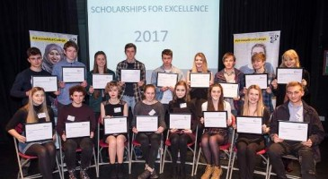 Scholarships Awarded to Ex-TPS Students
