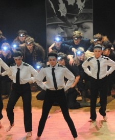 Rock Challenge 2016 Policemen cropped