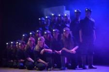 Rock Challenge 2016 Miners & lights