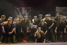 Rock Challenge 2016 Miners & lights 1