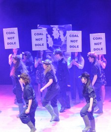 Rock Challenge 2016 coal not dole cropped