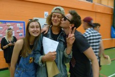 GCSE Results Day 2016 (1)