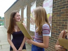 GCSE Results Day 2016 (16)
