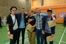GCSE Results Day 2016 (40)