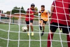 CSS football goal