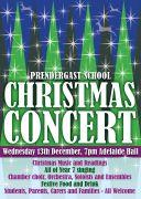 christmas concert poster 2017