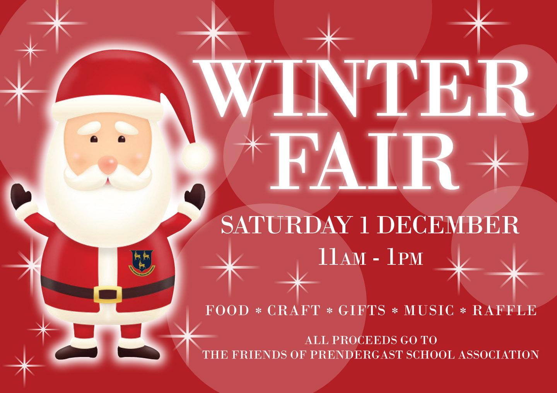 winter fair invitation 2018