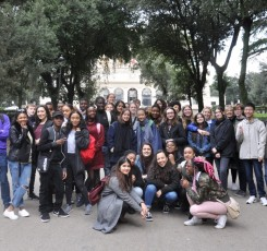 Year 12 trip to Rome