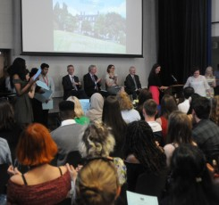 Sixth Form Graduation Ceremony