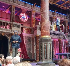 Drama Trip to the Globe Theatre