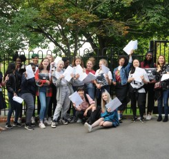 Prendergast School pleased as punch with pupil performance!