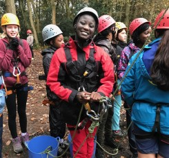Marchants Hill visit for Year 8 students