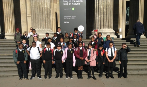 Year 6 british museum 1