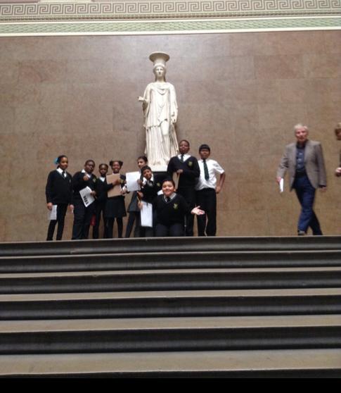 Year 6 British Museum 2