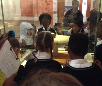 Year 3 British Museum 1