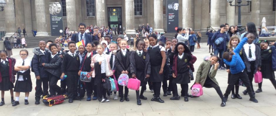 Year 3 British Museum 3