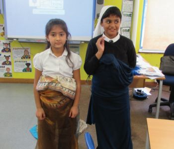 Year 4 Bedouin Topic