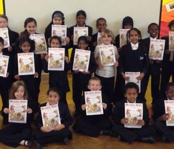Hillingdon Library Challenge