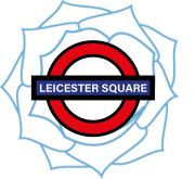 House Points - Leicester Square with larger rose