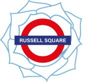 House Points - Russell Square with larger rose
