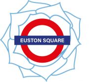House Points - Euston Square with larger rose