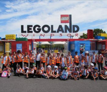 Year 1 Trip to Legoland