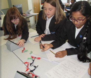 Rosedale College Science Lessons