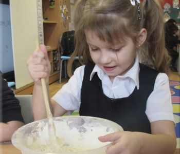 Pancake Day in Nursery and Reception