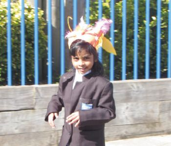 Early Years Easter Bonnet Parades