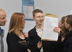 GCSE Results 2018
