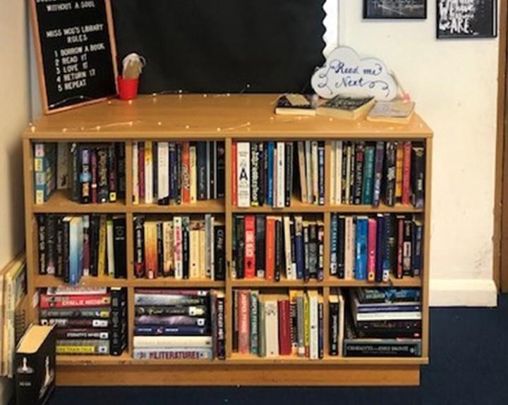 New books boost literacy