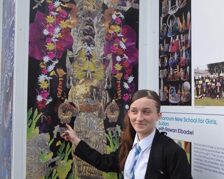 International art project focuses on Thames
