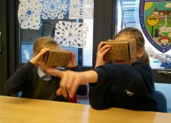 Google Expeditions Visit