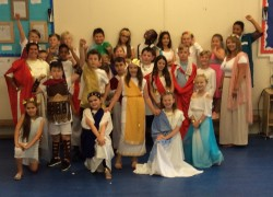 Year 4 Ancient Greece WOW Day