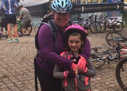 Bike Ride to Stratford