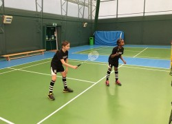 County Badminton Finals