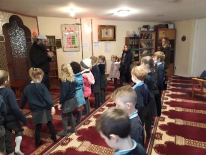 Harlow Mosque Visit