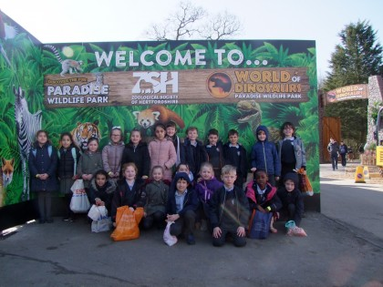 Year 3 Visit the Zoo!